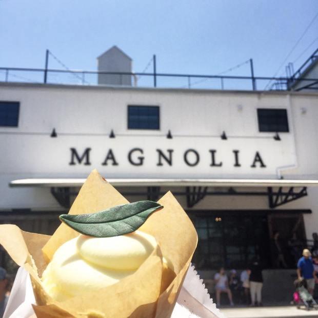 magnolia bakery - waco - texas