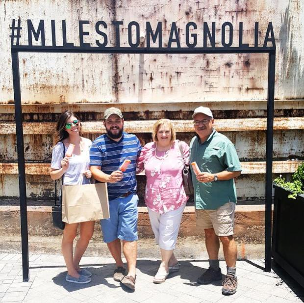 magnolia market - waco - texas